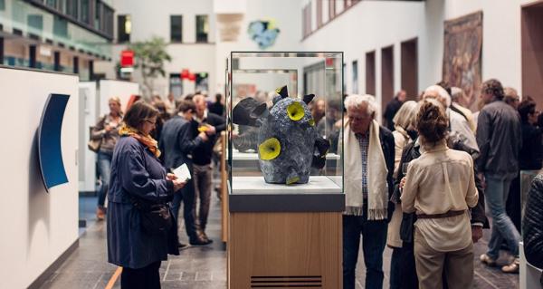 Kunstförderung der Naspa - Bericht an die Gesellschaft 2015 |  Naspa 2015