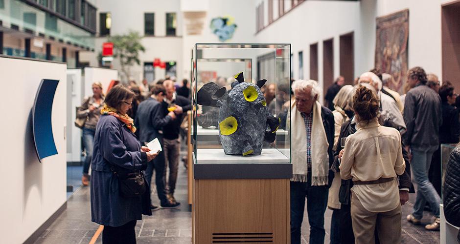Kunstförderung der Naspa - Naspa 2015 - Bericht an die Gesellschaft 2015