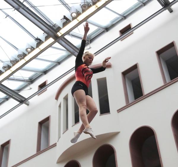 Sport - Bericht an die Gesellschaft |  Naspa 2018